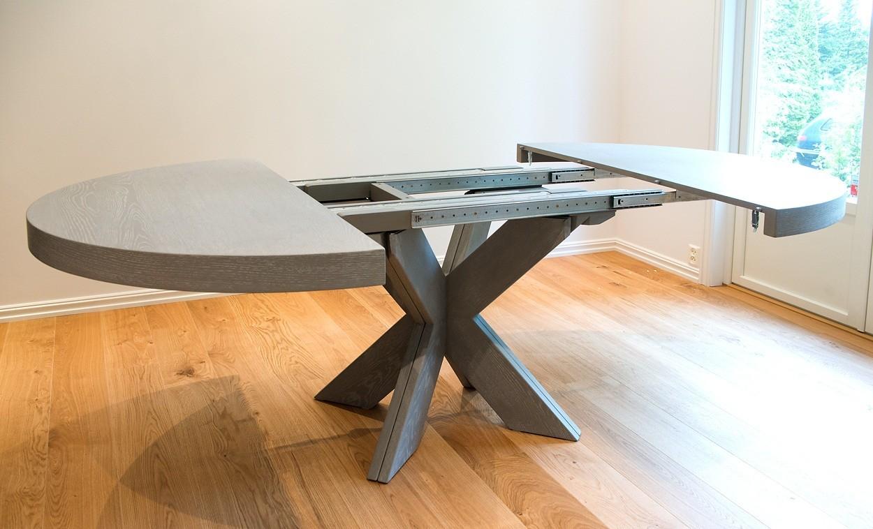 Bordplate Til Spisebord. Interesting Arles Spisebord Hvit Spisebord ...