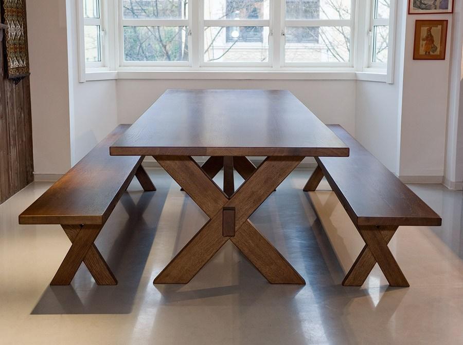 Fantastisk Cross spisebord - Brubakken Home AS BY-23
