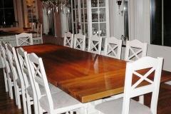 Dalen eikebord med cross stoler kopi