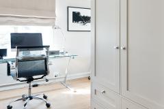 Garderobe på kontor