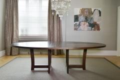 Margrethe spisebord med uttrekk8208