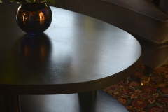 Elipse sofa table detalj