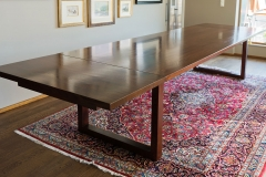 Tuscany-spisebord-med-tilleggsplate-utslått